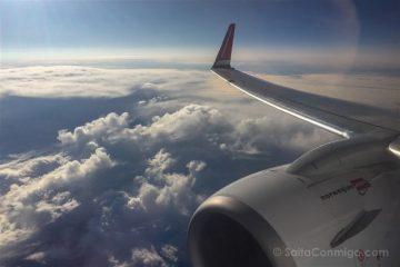 Volar Companias Low Cost Norwegian Ala