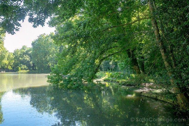 Castillo de Cheverny Valle del Loira Parque