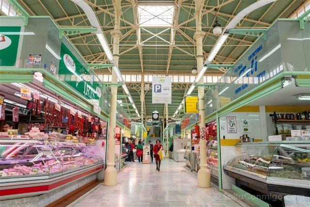 Donde Comer En Oviedo Mercado Fontan General