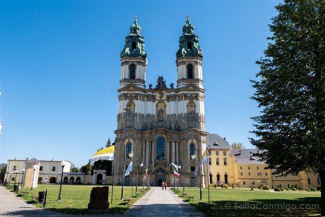 Excursiones desde Wroclaw Basilica de Krzeszow Exterior