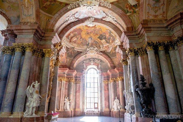 Excursiones desde Wroclaw Basilica de Krzeszow Mausoleos Piast
