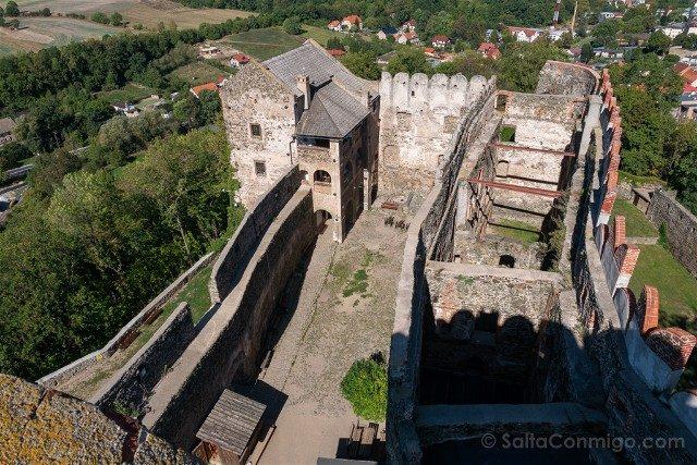 Excursiones desde Wroclaw Castillo de Bolkow Arriba