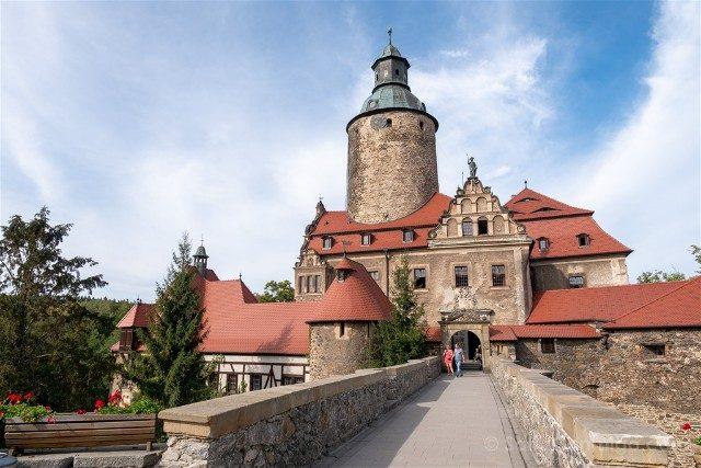 Excursiones desde Wroclaw Castillo de Czocha Vista