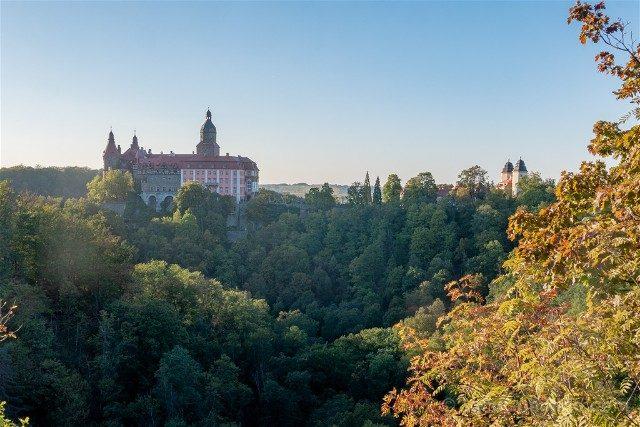 Excursiones desde Wroclaw Castillo de Ksiaz Vista