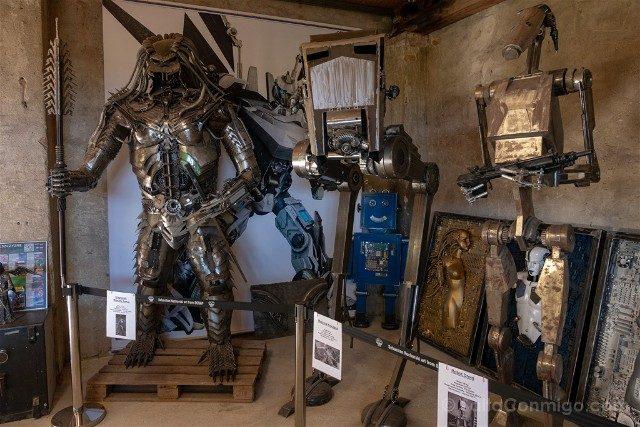 Excursiones desde Wroclaw Lacznik Fabrica Robots