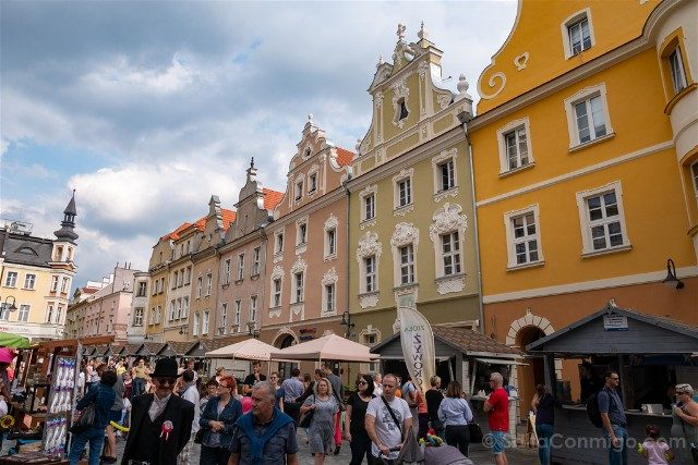 Excursiones desde Wroclaw Opole Casas