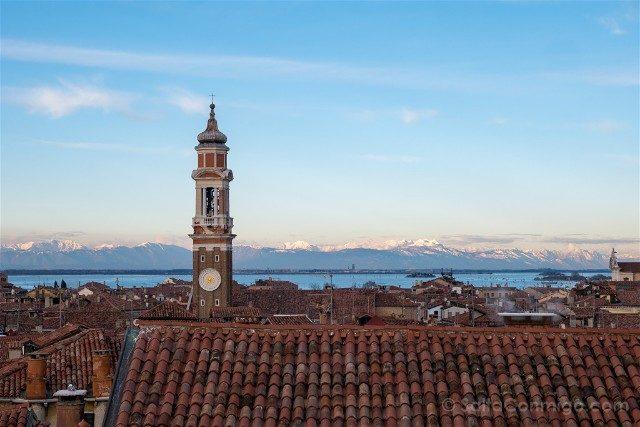Fotos de Venecia Fondaco dei Tedeschi Montanas