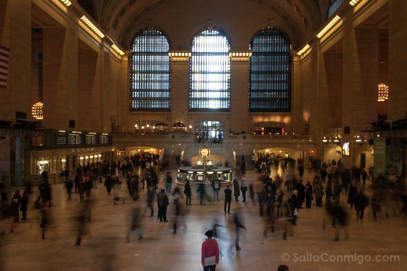 Nueva York Grand Central Station