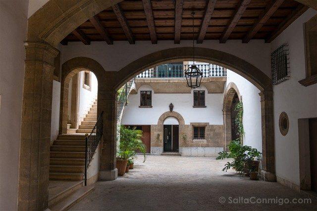 Patios de Palma Mallorquines Can Sant Roc 9