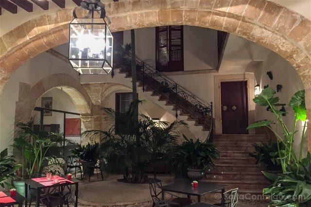 Patios de Palma Mallorquines Hotel Can Cera