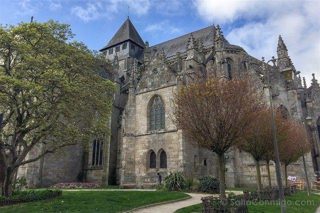 Que ver en Dinan Iglesia Saint-Malo
