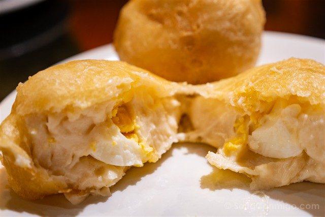 Comer en Pamplona Bar Museo Frito Huevo