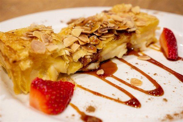Comer en Pamplona Bar Zanpa Pantxineta