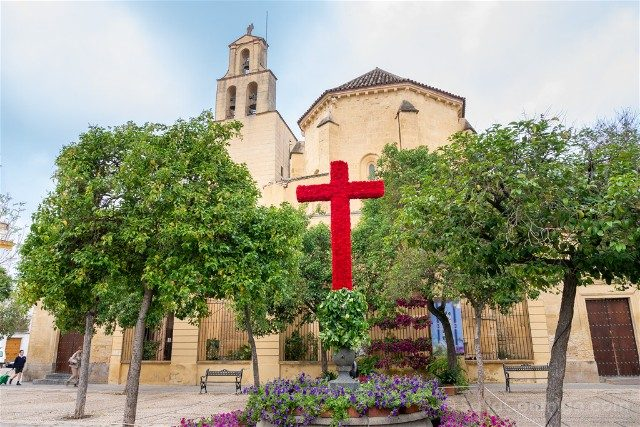 Cruces de Mayo en Cordoba Hermandad Misericordia