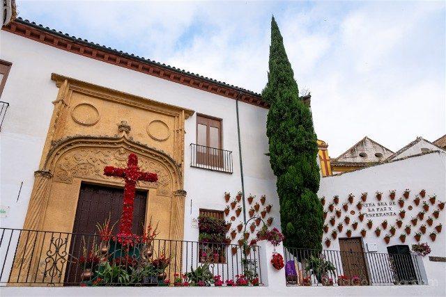 Cruces de Mayo en Cordoba Hermandad Paz