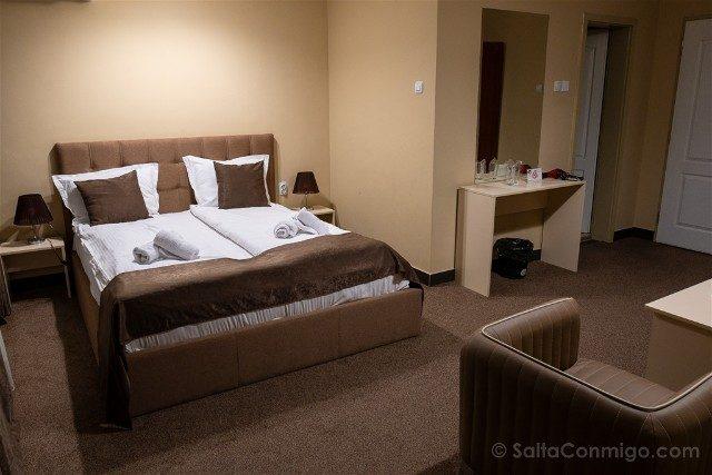 Dormir en Plovdiv Downtown Plovdiv Family Hotel Habitacion