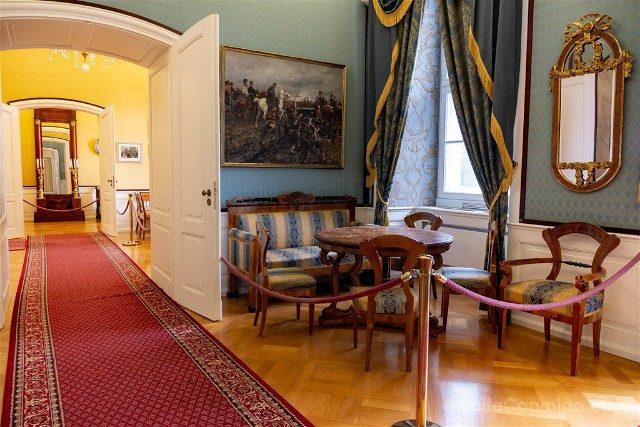 Museos de Wroclaw Palacio Real Museo Municipal Salon