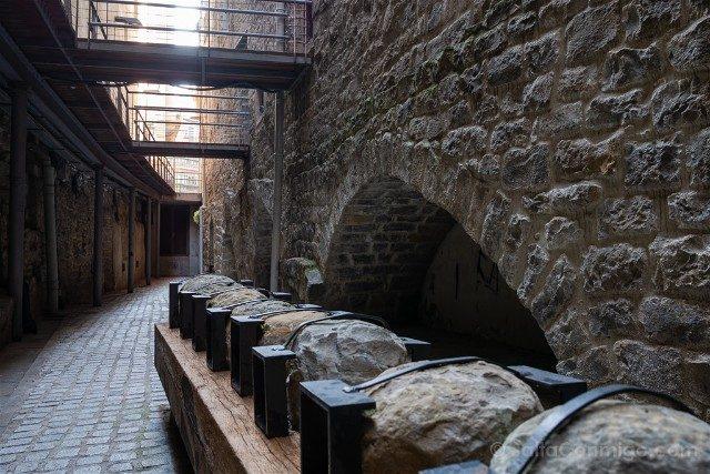 Que ver en Pamplona Antigua Muralla Belena Portalapea
