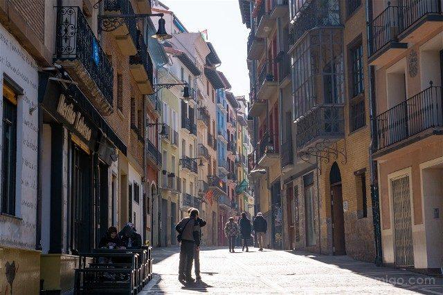 Que ver en Pamplona Camino Santiago Antigua Rua Peregrinos