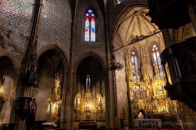 Que ver en Pamplona Iglesia San Cernin Saturnino