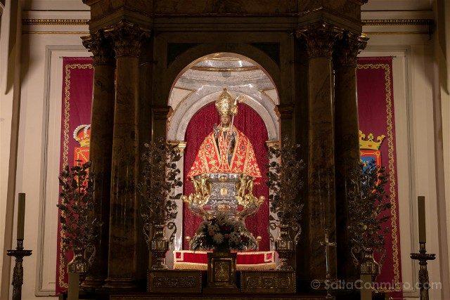 Que ver en Pamplona Iglesia San Lorenzo San Fermin