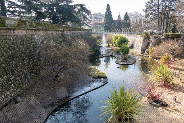 Que ver en Pamplona Parque Taconera