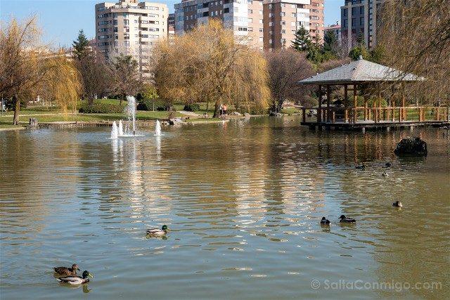 Que ver en Pamplona Parque Yamaguchi