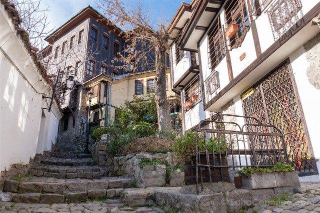 Que ver en Plovdiv Calle Stramana