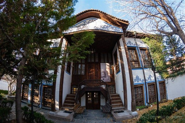 Que ver en Plovdiv Casas Renacimiento Nacional Bulgaro Galeria Arte Mexicano