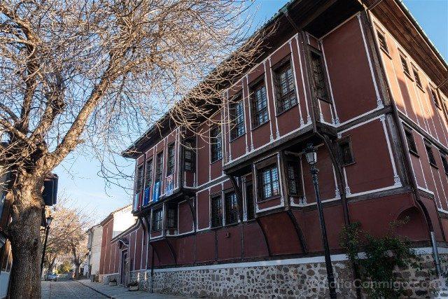 Que ver en Plovdiv Centro Historico Casa