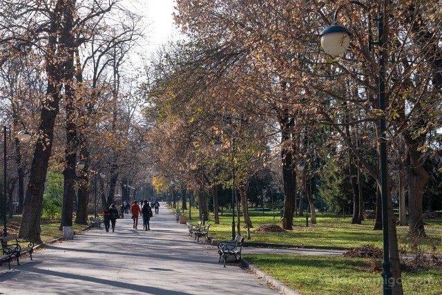 Que ver en Plovdiv Jardin Zar Simeon