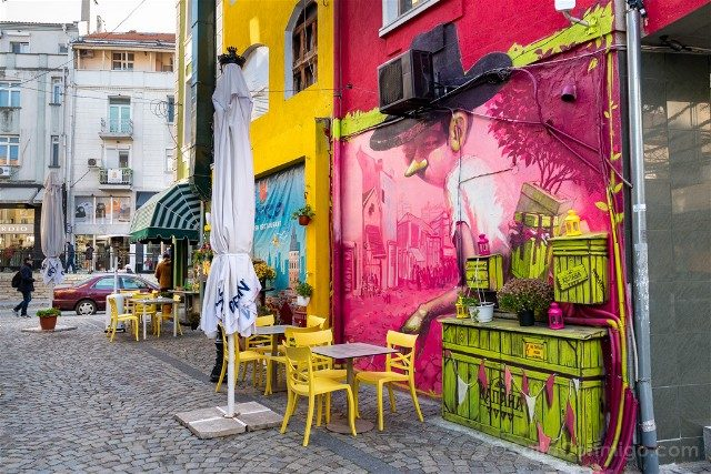 Que ver en Plovdiv Kapana Bar