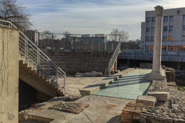 Que ver en Plovdiv Odeon