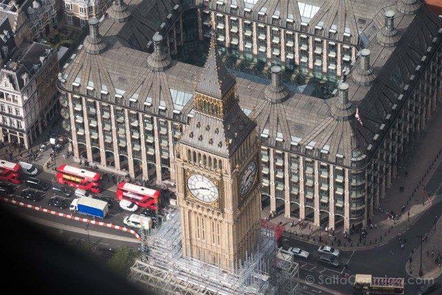 Tour Helicoptero Londres Big Ben