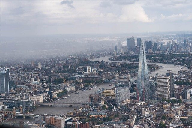 Tour Helicoptero Londres The Shard