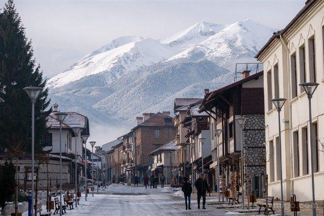 Viajar a Bulgaria Bankso Montes
