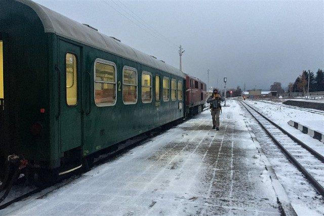 Viajar a Bulgaria Bankso Tren