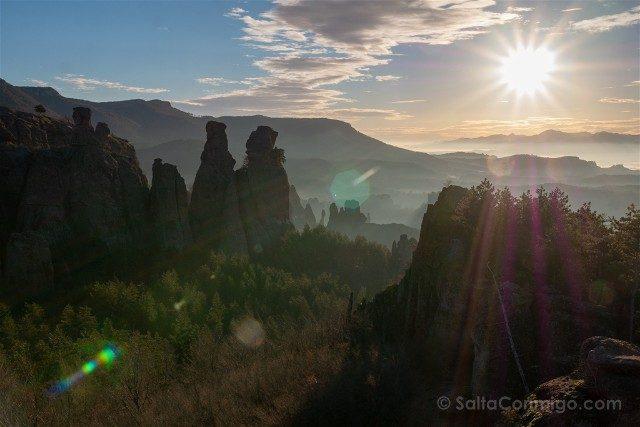 Viajar a Bulgaria Belogradchik Mirador