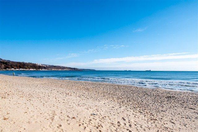 Viajar a Bulgaria Burgas Playa Mar Negro