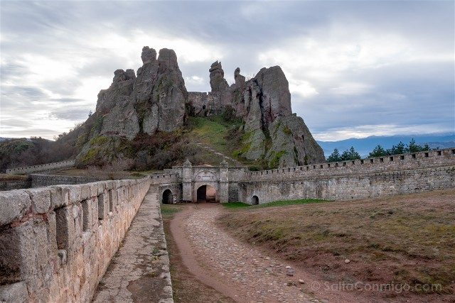 Viajar a Bulgaria Fortaleza Belogradchik