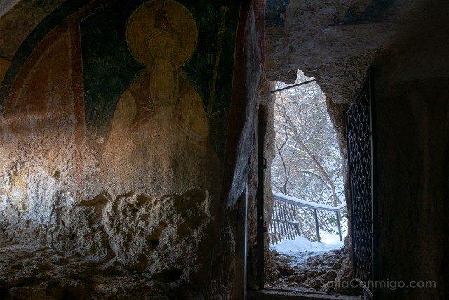 Viajar a Bulgaria Ivanovo Monasterio