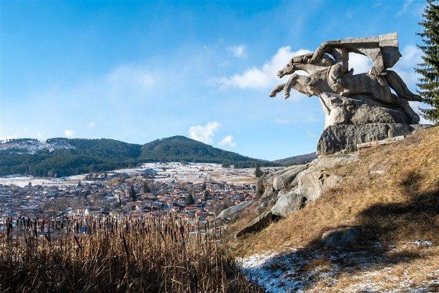 Viajar a Bulgaria Koprivshtitsa Mirador Jinete