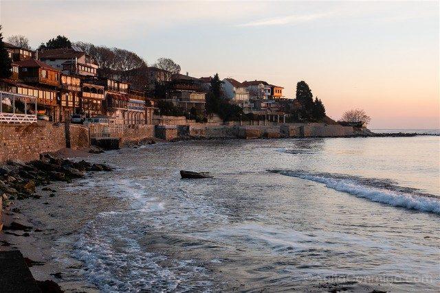 Viajar a Bulgaria Nessebar Amanecer