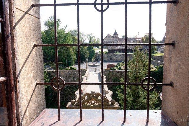 Castillo de Czocha Vista Puente