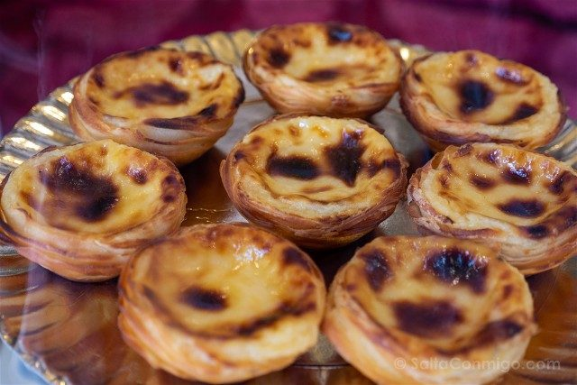 Comer en Lisboa Pasteis de Belem