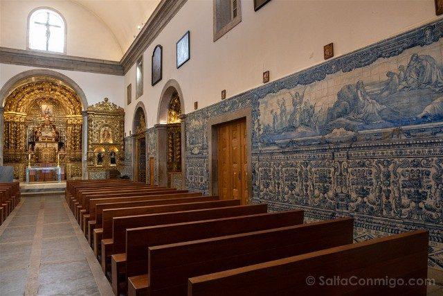 Que ver en Cascais Portugal Iglesia Asuncion