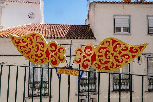 Que ver en Lisboa Alfama