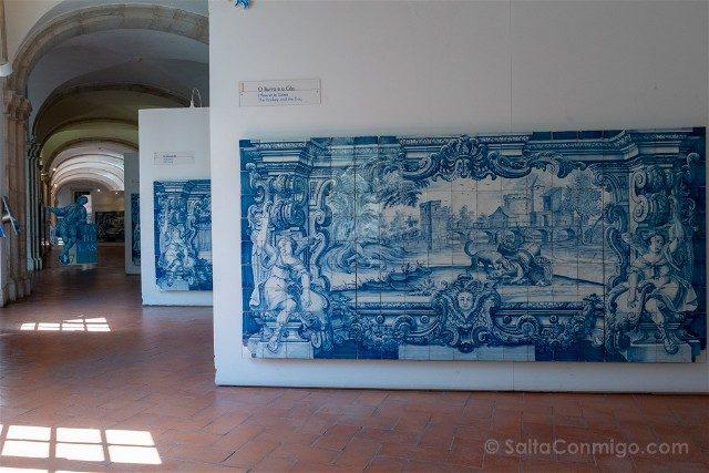 Que ver en Lisboa Iglesia San Vicente Fora Fabulas La Fontaine
