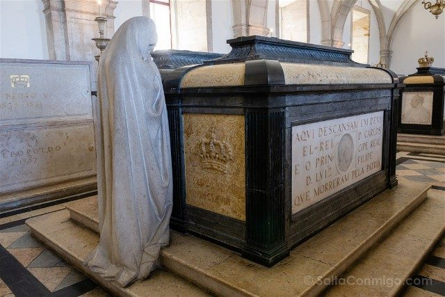 Que ver en Lisboa Iglesia San Vicente Fora Fabulas Panteon Braganca