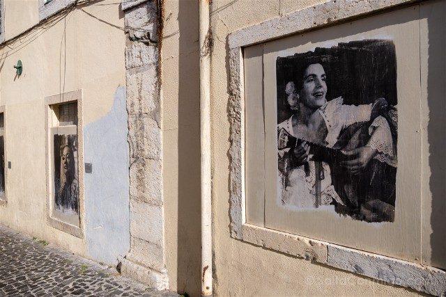 Que ver en Lisboa Mouraria Ruta Fado Retratos